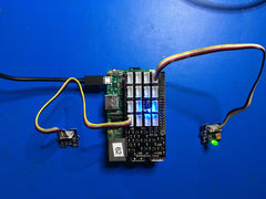 Grove Sunlight / IR / UV I2C Sensor