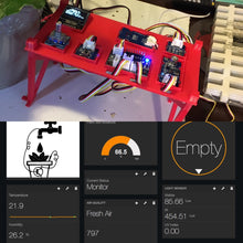 Load image into Gallery viewer, SmartPlantPi - Raspberry Pi based Smart Plant Kit - No Soldering!