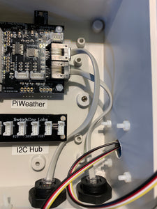 SkyWeather - Raspberry Pi based Weather Station Kit for the Cloud!