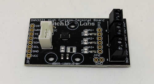 Hgh Current NA3221 Breakout Board With Screw Terminals