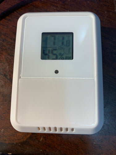WeatherSense Wireless Inside Temperature and Humidity Sensor F016TH