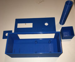 3D Print for Raspberry Pi IOT Lightning Detector Kit
