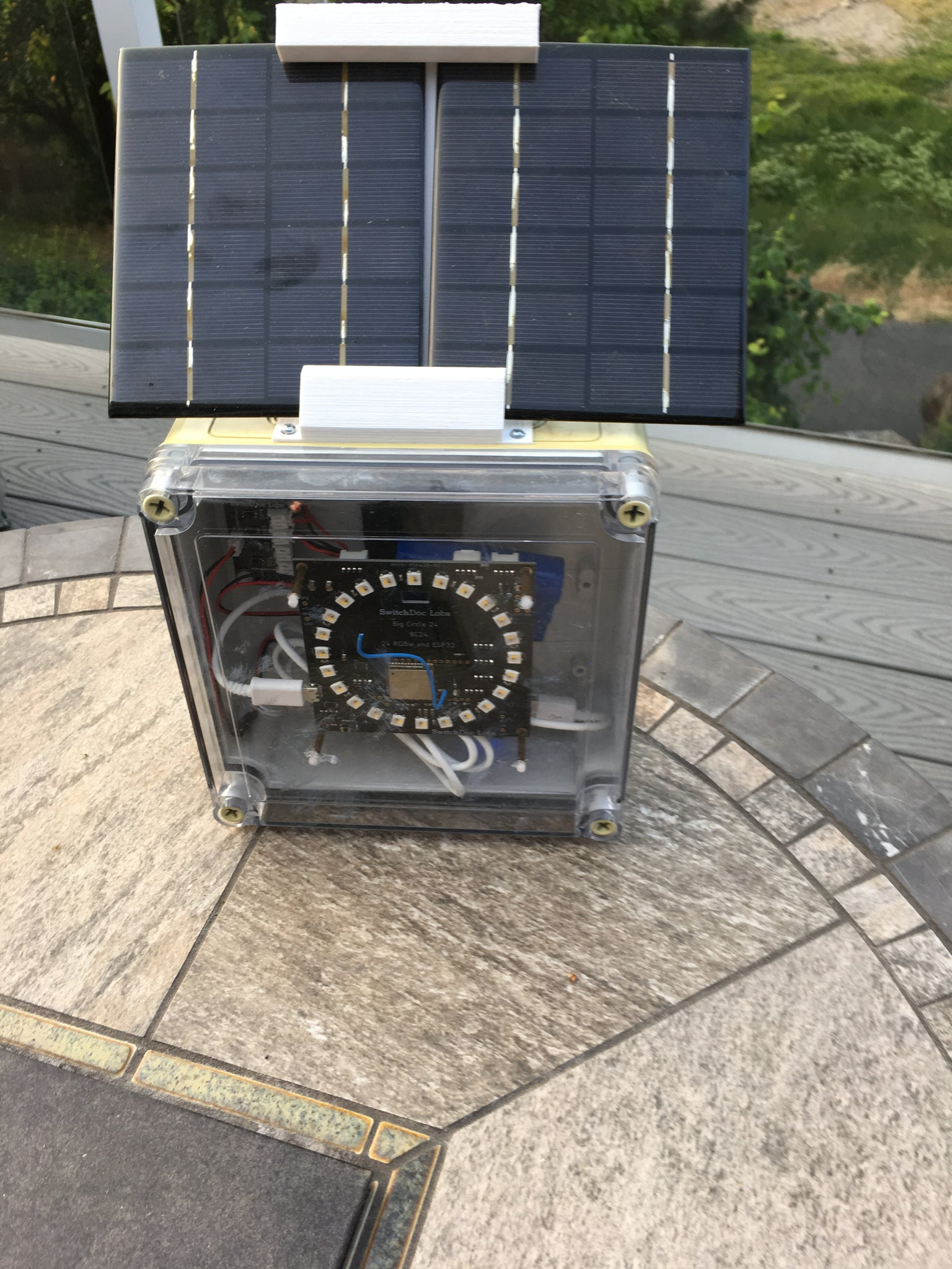 Ultimate Solar Powered WiFi Night Light Kit (BC24 and ESP32)