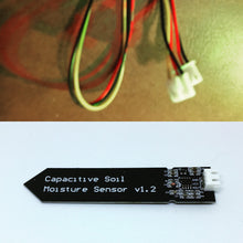 Load image into Gallery viewer, Capacitive Plant Moisture Sensor Corrosion Resistant Grove