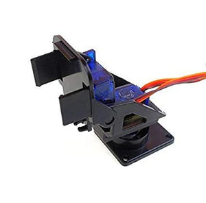 Pan / Tilt Stand and Servos for Pi Camera - Assembled