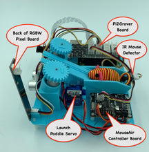 Load image into Gallery viewer, MouseAir w/Fullset of 3D Prints - No Pi