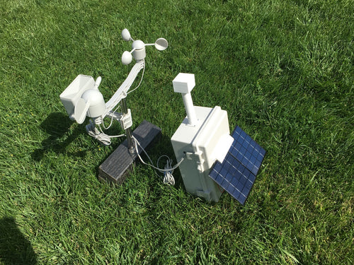 GroveWeatherPi Solar Add-on Product Bundle