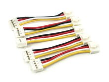 Load image into Gallery viewer, Grove Cable 5cm Universal 4-pin: 5-pack