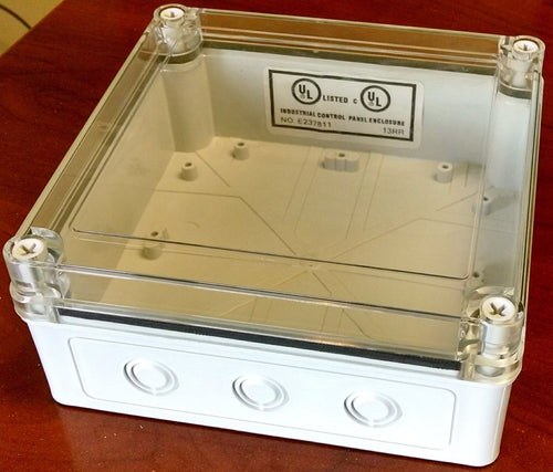 Weather Proof Enclosure / Case  - 172mm X 172mm X 76mm