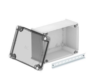 Weather Proof Enclosure / Case for GroveWeatherPi / BC24 Weather / OurWeather - 285mm X 201mm X 139mm