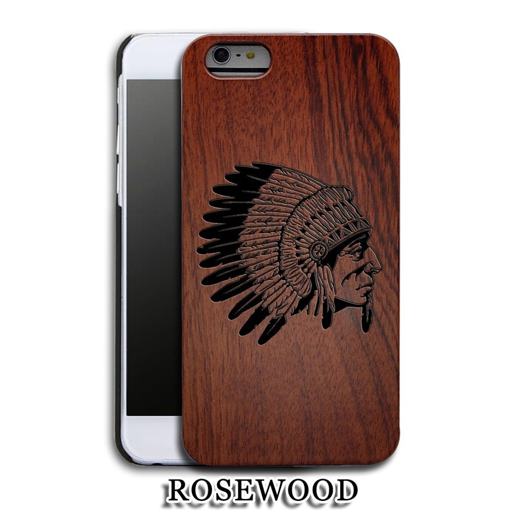 Wood Phone Case Cover for iPhone & Samsung