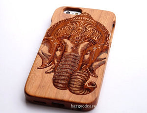 elephant design phone case