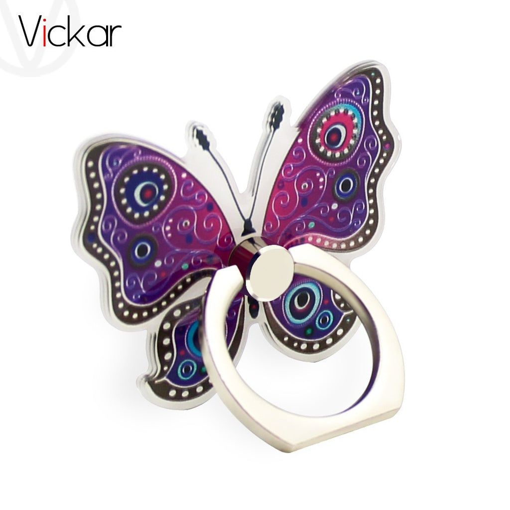Phone Ring Stand Holder Butterfly