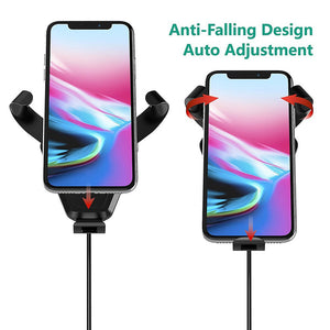 Fast Charge Wireless Phone Charger Qi