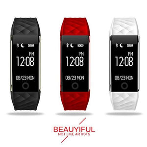 Bluetooth smart wrist band  for Android and IOS