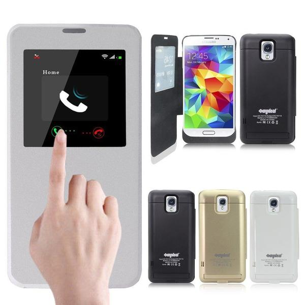 Power Bank Samsung S5 Charging Case