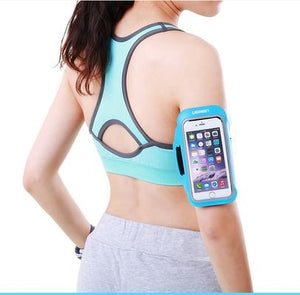 Running case arm band for Samsung and iphone.