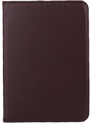 "Samsung Galaxy tablet 2, 10.1"" brown leather case."