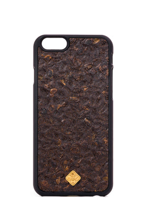 Unique organic case, made from organic material. The world's first.