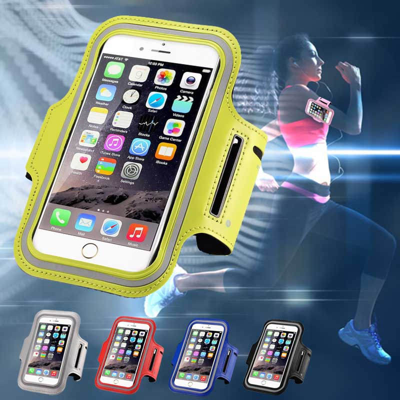 Arm band phone case for Samsung and iphone. Good for running and gym.