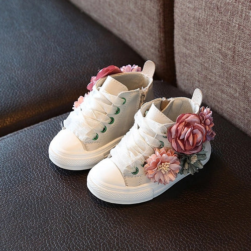 Flower Bomb Shoes
