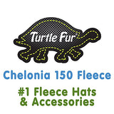 Turtle Fur Double-Layer Bang Band, Chelonia 150 Fleece Headband