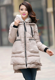 Women's Thickened Down Jacket