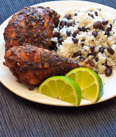 Jerk Spiced Chicken