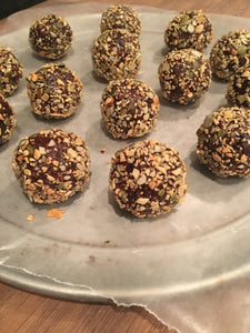 Chocolate Energy Truffles (GF)