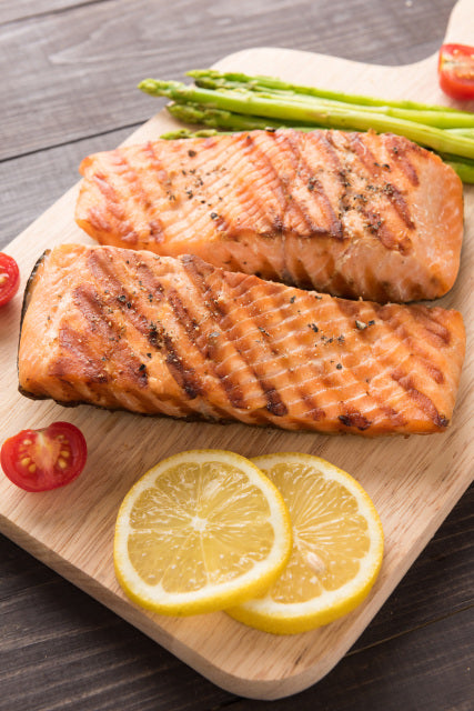 Grilled Salmon - Signature