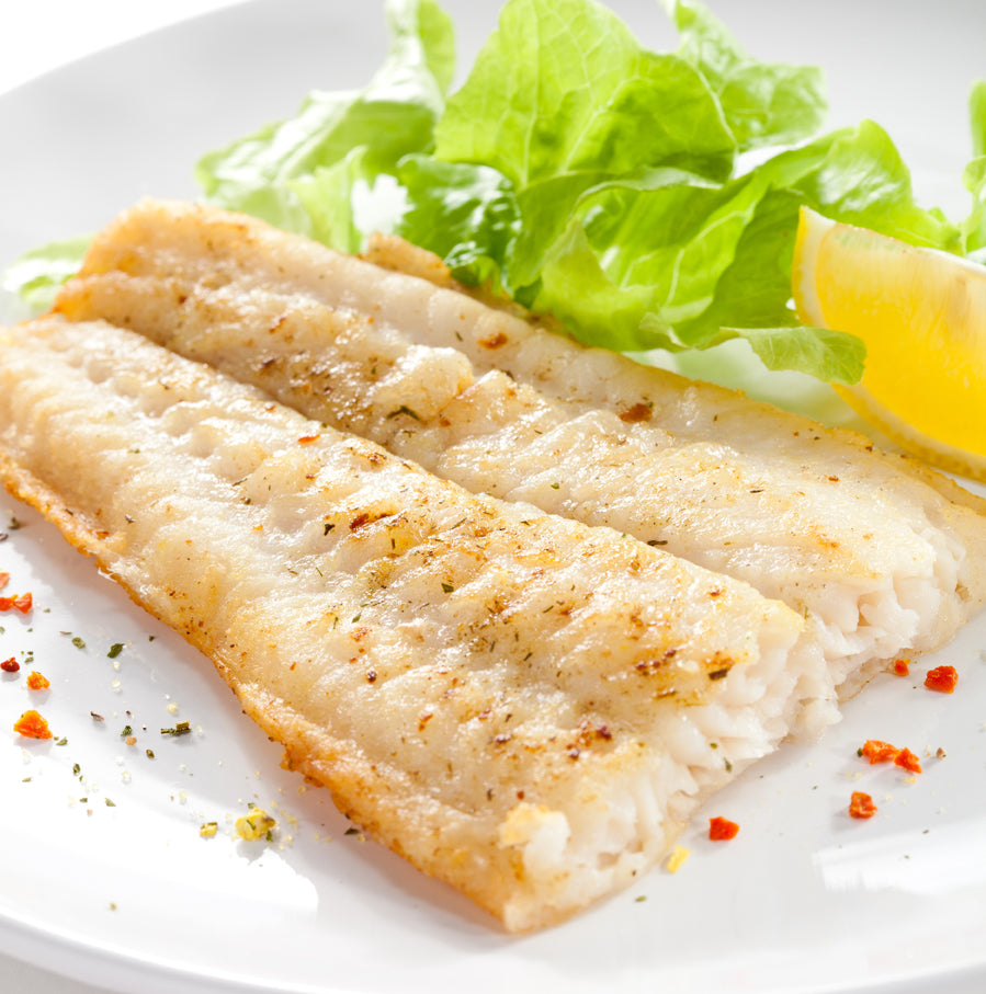 Grilled White Fish