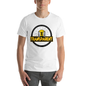 Transparent For Christ Official T-shirt