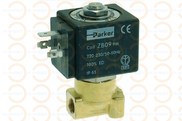 2-Way Solenoid Valve Parker VE1402IR - A-SMART PTY LTD