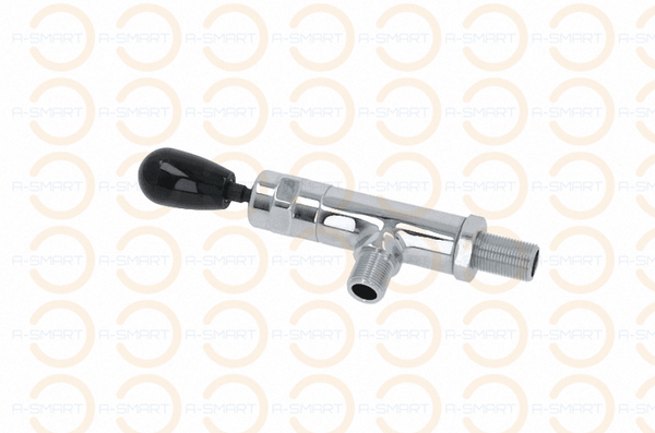 Steam/Hotwater Joystick Lever Tap-valve ECM, SAB, VIBIEMME, RENEKA, FIORENZATO - A-SMART PTY LTD