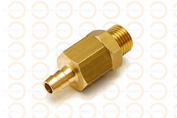 "Isomac Anti Vacuum Valve 1/4"" - A-SMART PTY LTD"