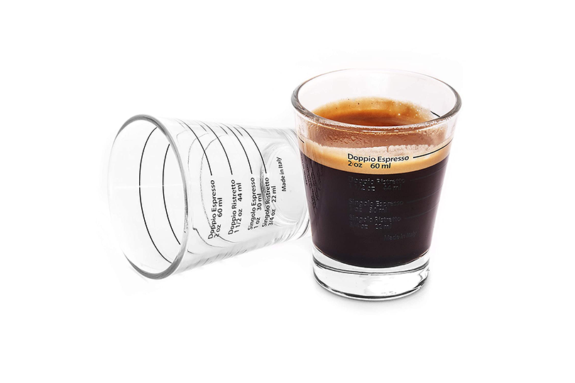 Measuring Espresso Shot Glass 60ml - A-SMART PTY LTD