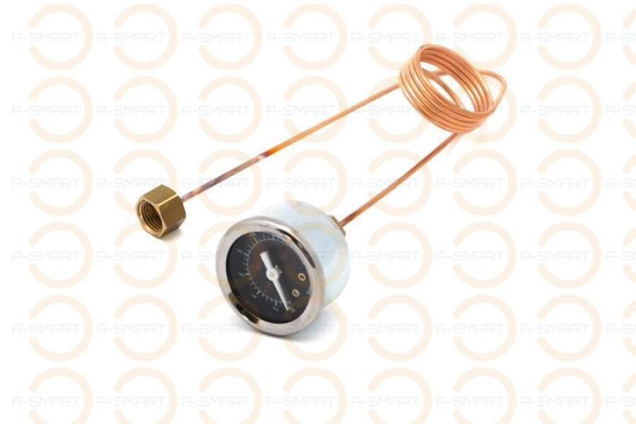 Expobar Pump/Brew Pressure Gauge D40 G1/4F 60000072 - A-SMART PTY LTD