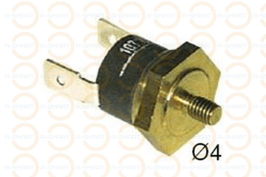 Contact Thermostat 145°C M4 for Gaggia Classic - A-SMART PTY LTD