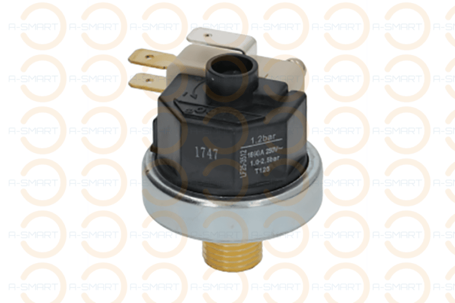 Pressure Switch 1-2.5 Bar - A-SMART PTY LTD