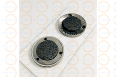 Ginding Burrs Pair Eureka RH MAC60 Genuine - A-SMART PTY LTD