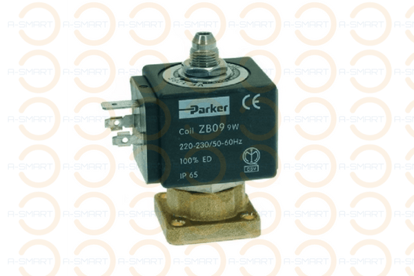 3-WAY Solenoid Valve Parker 230V 50/60Hz 20Bar - A-SMART PTY LTD