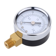 Pressure Gauge 2.0 Bar mini Dial - A-SMART PTY LTD