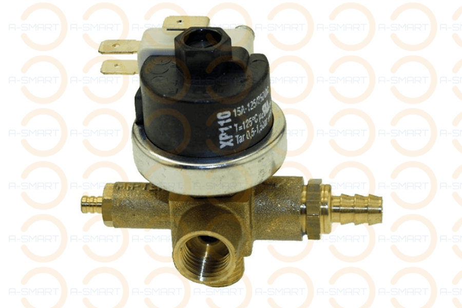 Pressostat XP110 - C111P La Nuova Era Cuadra 0.5 - 1.5 Bar NE458 - A-SMART PTY LTD