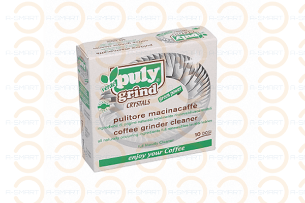 10 Satchels of Puly Crystals Coffee Grinder Cleaner - A-SMART PTY LTD