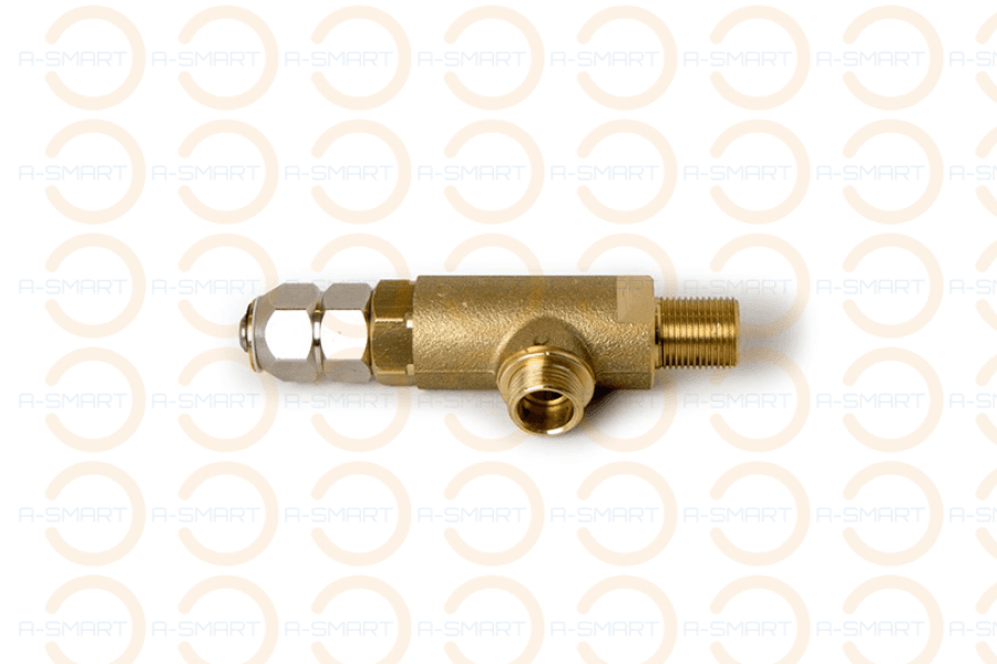 Rancilio Steam Valve - 10060114 - A-SMART PTY LTD