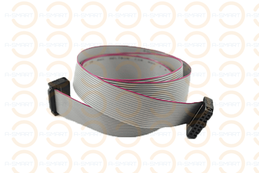 Data Cable Flat 1100mm - A-SMART PTY LTD