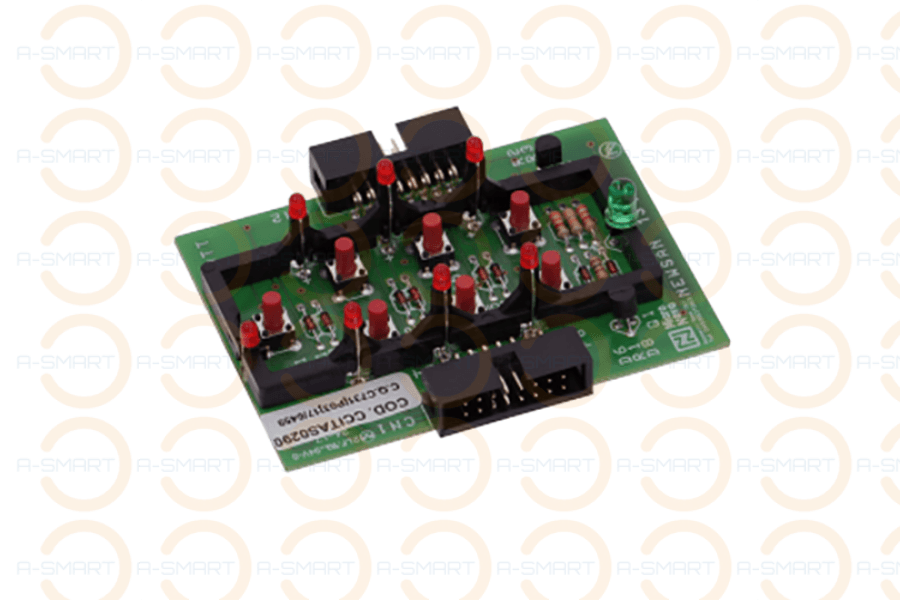 San Marco display/keyboard PCB 108406 - A-SMART PTY LTD