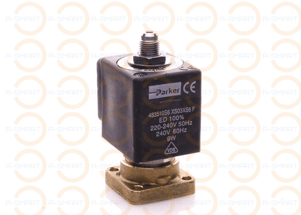 3-Way Solenoid Valve Steel