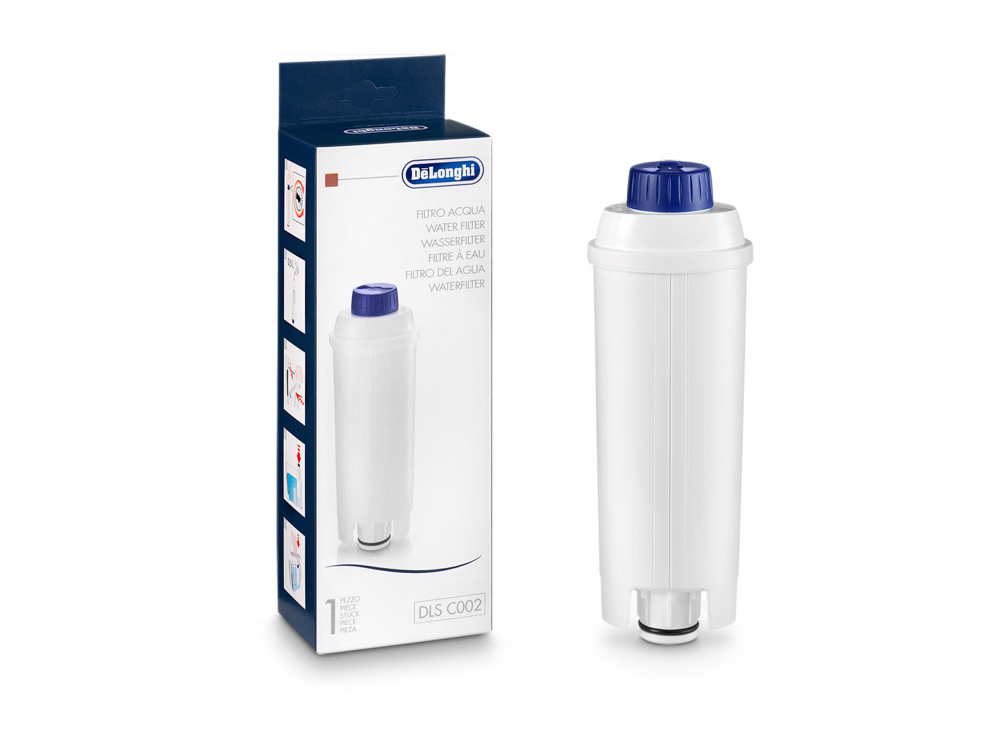 Water Filter Delonghi DLS C002 - A-SMART PTY LTD
