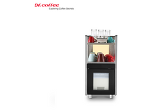DR.COFFEE F2 Series + Cooler&Warmer Rack - A-SMART PTY LTD